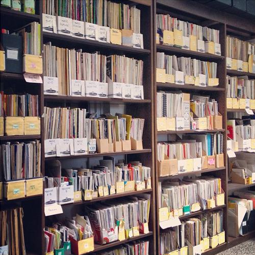 Big Zine Library