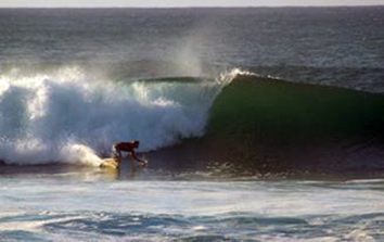 Monday Surfing