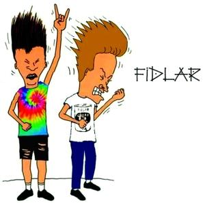 Fidlar B and B