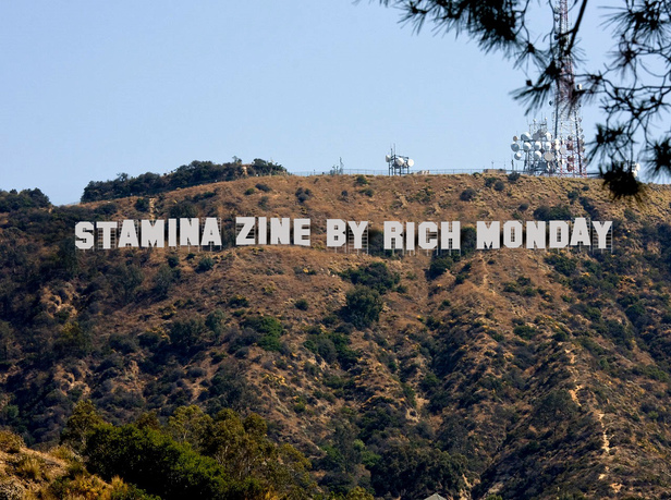 Stamina Hollywood Sign